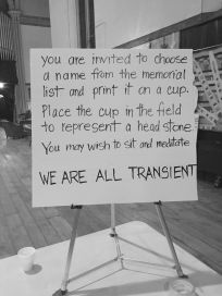 we are all transient